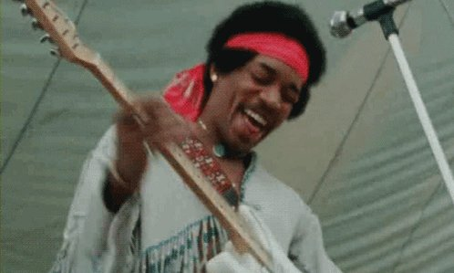Happy birthday to one of the greatest guitarists of all time, Jimi Hendrix!