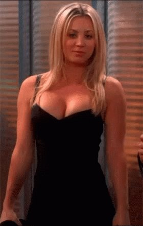 Happy birthday Kaley Cuoco.