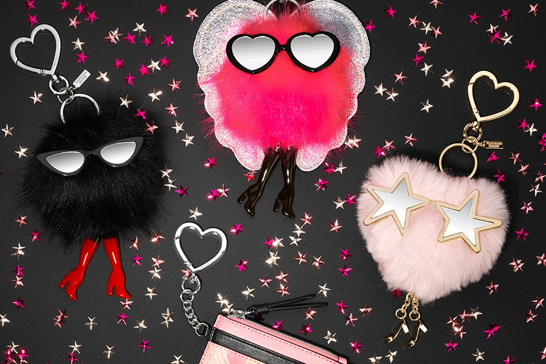 How to never forget your keys again.  #VSBeauty https://t.co/daWOmmM5kx https://t.co/kt9iGU6GGl