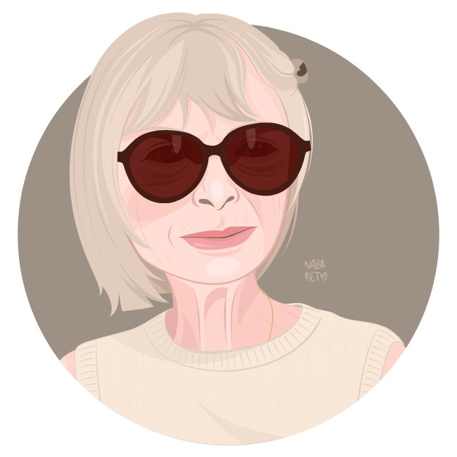 ""\""""We tell ourselves stories in order to live."""" Happy Birthday to Joan Didion!""650|650|?|en|2|6ab1555aaa9b31be751aed697ecf3c24|False|UNSURE|0.3169765770435333