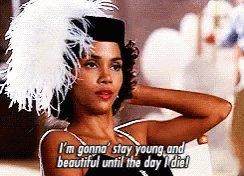 Don\t worry. 46 is the new 36. Happy Birthday Alyssa.