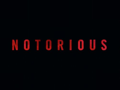 RT @devonteeple: @TheNotoriousMMA 30 min into #notorious and am fascinated #believe https://t.co/HBJzCjMsk3