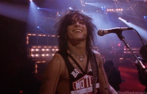 Today Nikki Sixx is 60. Happy Birthday Nikki Sixxty!