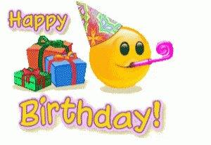 Happy Birthday Alex Russel