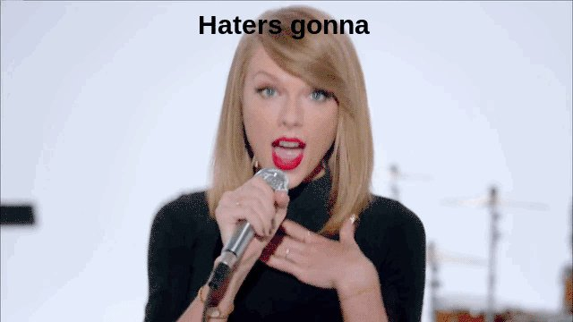 Please excuse me while I go binge listen to Taylor Swift! Happy Birthday Queen Taylor!