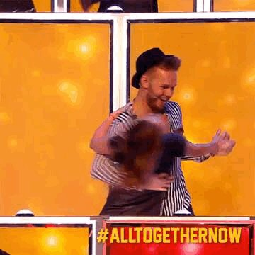 Lots of fun Tonight @alltogethernow 715pm. Bbc. ???? https://t.co/6diTWoGU2i
