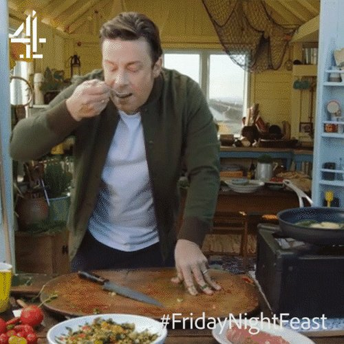 A new meaning to salsa dancing… ???? #FridayNightFeast https://t.co/efaJgfzGoB