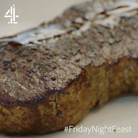 5. Once cooked, leave your steak to rest and drizzle over olive oil to keep it succulent! https://t.co/XmDpLkuqQH