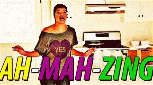 RT @GoodHumorGrl: @KierseyClemons comedic delivery on @AngieTribecaTBS is ah-mah-zing! #AngieTribeca https://t.co/npK72Zsfyo