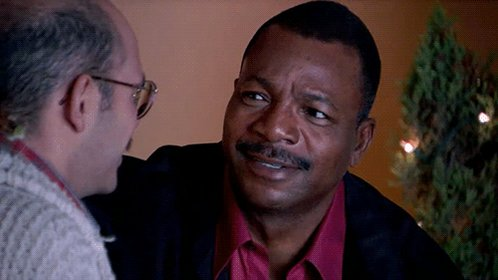 Happy birthday, Carl Weathers!