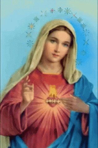 "I Googled ""Mary J. Blige birthday\"" and this came up so Happy Birthday from the Blessed Mother and I."