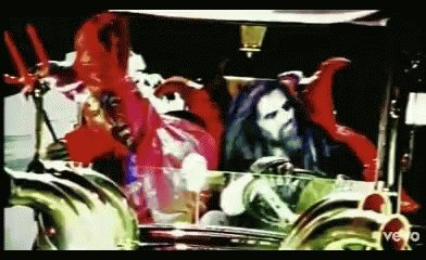 Happy birthday to Rob Zombie! Thanks for all the great material! YEEEEEEEEEAH...