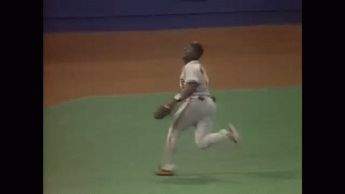 Happy 57th birthday to Kevin Mitchell! Nice catch btw