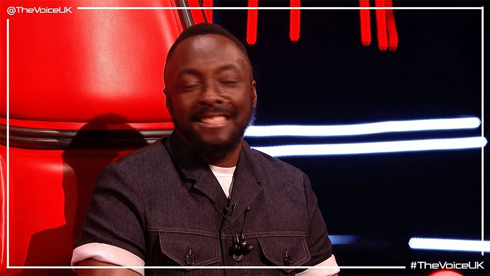 RT @thevoiceuk: We couldn't agree more, @iamwill. #TheVoiceUK https://t.co/xpRSWj4oS1