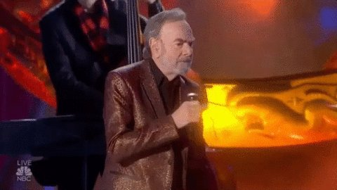 HAPPY BIRTHDAY Neil Diamond! Born on this day in 1941!