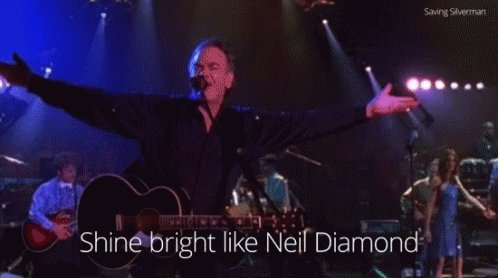 Happy 79th Birthday to Neil Diamond!!