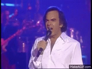 Who does not like a bit of Neil Diamond Happy Birthday