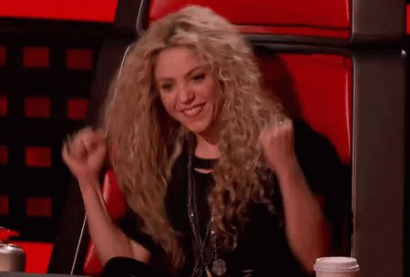 Happy Birthday for the Queen SHAKIRA