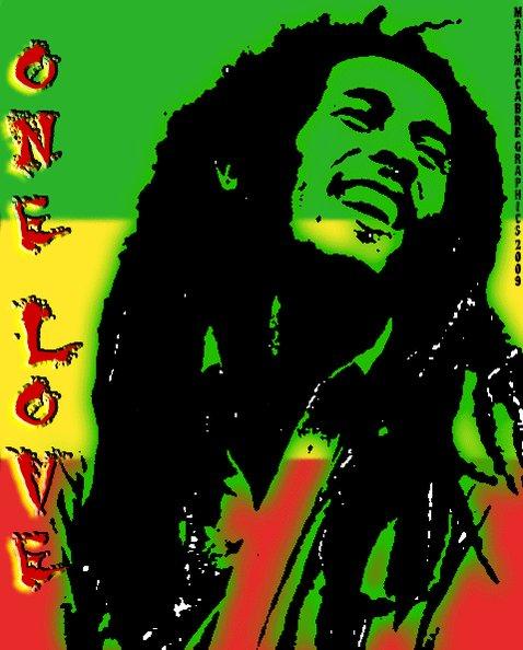 Bob Marley coulda been 74 today. Happy birthday, legend
