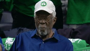 Happy 85th Birthday Bill Russell. A Boston Celtics Legend.