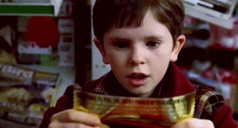 Happy Birthday  Peter aka  Charlie aka Freddie Highmore  May you have all the chocolate you can eat today