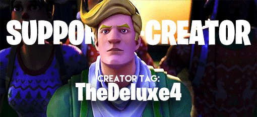 RT @TheDeluxe4: USE CODE: THEDELUXE4 https://t.co/CKII08bxwP