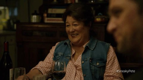 Welcome @MargoMartindale #CocaineBear https://t.co/AUu06J60DK
