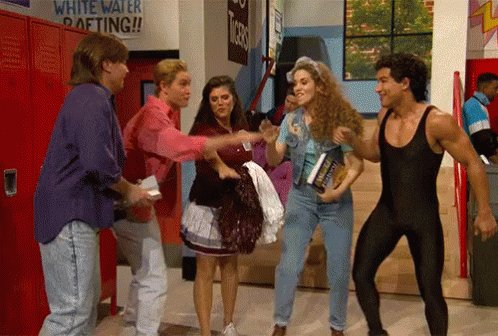 I'm so saved by the bell.  #TextLikeThe90s https://t.co/txucDKXX0d