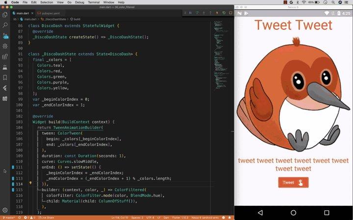 @FlutterDev's TweenAnimationBuilder widget is a danger to one's productivity ... https://t.co/jAWfVtsFaf