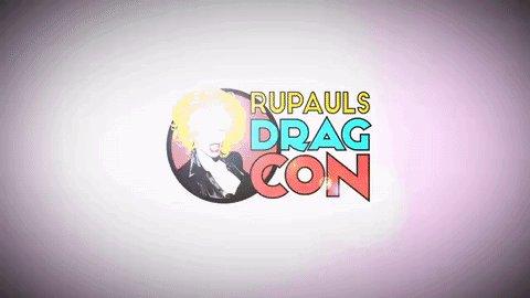 LONDON #DragCon Jan. 18 - 19 @RuPaulsDragCon TIX:
