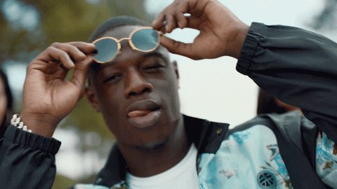 J Hus has the No. 1 album in the country with #BigConspiracy 🇬🇧🏆