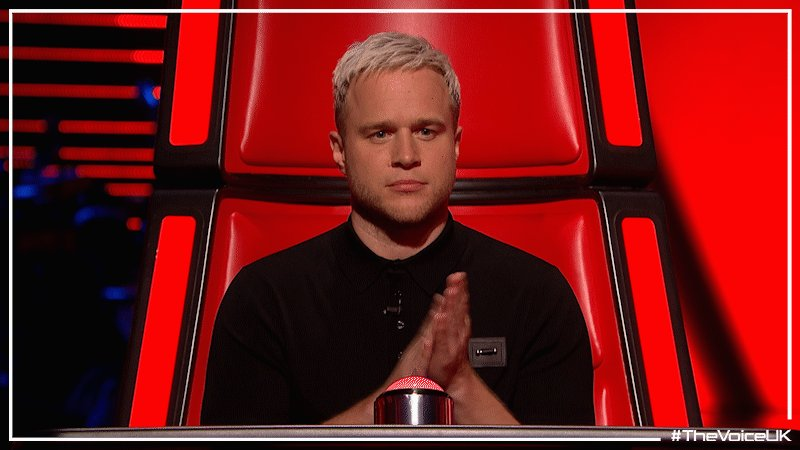 When I arrive at the office on time 👏  #TheVoiceUK