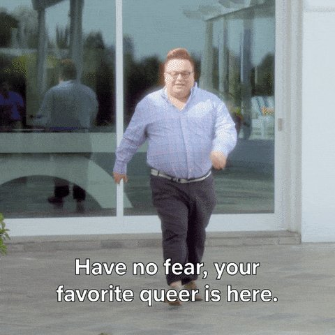 I'm loving every moment of @RuPaul's #AJandtheQueen, but this episode with @TheGingerMinj may be the one I love the most. #rosesandthorns