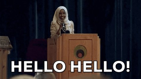 I am,  Hijabi  Muslim  Black Foreign born Refugee  Somali  Easily triggering conservatives, Right wing bloggers, anti Muslim bigots, tinfoil conspiracy theorists, birthers, pay me a 💵 to bash Muslims fraudsters, pro-occupation groups  and every single xenophobe since 2016 😆