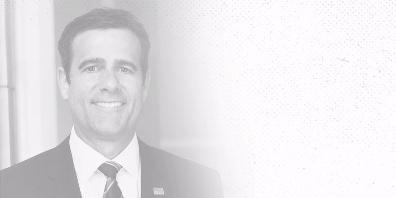 ✔️CONFIRMED✔️   The United States Senate has confirmed John Ratcliffe as our new Director of National Intelligence. @ODNIgov   🇺🇸