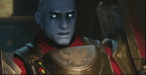 @lancereddick @DestinyTheGame This has become the most popular gif in the entire Destiny community and it's all thanks to you. Thank you for the memes, Guardian.