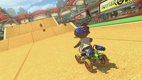 How'd your #MarioKart8Deluxe Open races go yesterday? Whether you burned through the competition or not, today is a new chance to make the top 8! Enter today's ID and join up to 24 races from 12pm PT to 6pm PT.  Tournament ID: 2245-4903-3515