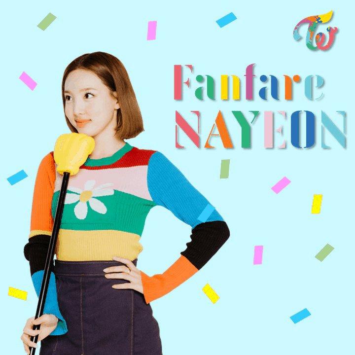 TWICE JAPAN 6th SINGLE 『Fanfare』 2020.07.08 Release  TWICEとチェックする今日のラッキーカラーは!? あと少しで楽しい週末!今日も一緒に頑張りましょう📣 最後のラッキーカラーをチェックしてみてください🎉    #TWICE #Fanfare