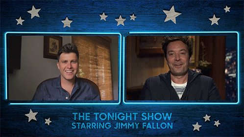 The Tonight Show (@ColinJost, @RepValDemings, and music from @davido)  #FallonTonight