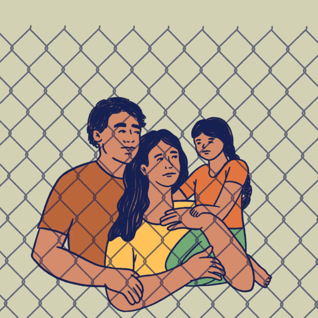 We are still separating families. We are still rejecting asylum seekers and sending them back to violence. We are still putting kids in cages...  It's happening in your back, with your money right now. ENOUGH. We demand it ends. #FreeThemAll #AbolishICE #inplainsight #XMAPS