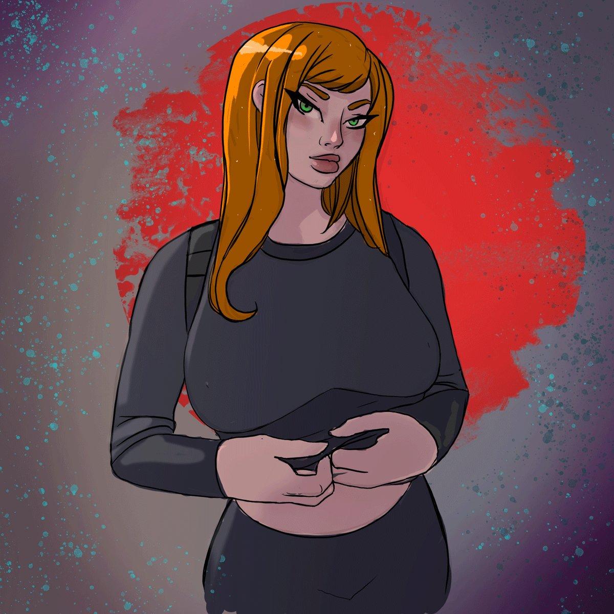 #animation body reference by  @JennaLynnMeowri