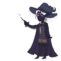 Here's a little pixel animation I did :,,) I'm not Great at it but I think Orion came out really cute so I'm fairly happy with it. sorry for the reupload, i realized on desktop twit made it uglee through mobile #ttrpg #dnd #oc #myOC #pixel #dndcharacter