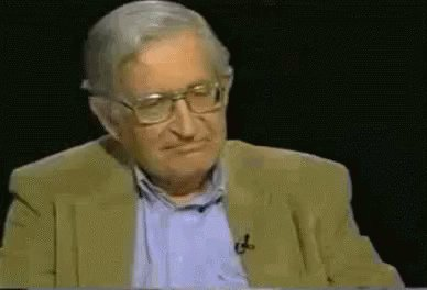 When Noam Chomsky, who believes the mass murdering communist Pol Pot was a sweetheart, thinks the American Left has gone too far, it has gone too far.