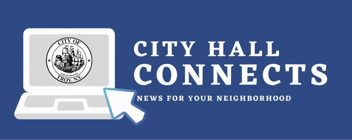 Stand Up, Get Counted! — read this Saturday's City Hall Connects, our weekly update on all the news for your neighborhood.  #TroyNY @MayorMadden