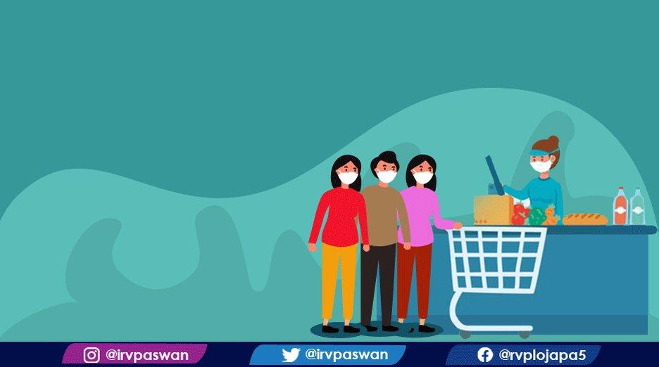 कोरोना संक्रमण से बचाव के लिए सतर्कता के साथ #सोशल_डिस्टेंसिंग बहुत जरूरी है। दो गज की दूरी, सबकी सुरक्षा के लिए है जरूरी। सावधानी अपनाएं, कोरोना को हराएं। #IndiaFightsCorona
