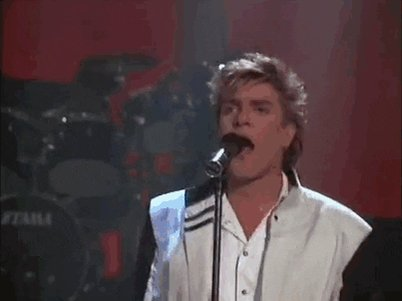Did you know it is Duran Duran Appreciation Day? Jam out to this awesome 80s band on hoopla digital; to get started, sign up with your library card. And if you don't thing their song