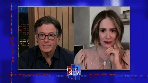 """Everybody STOP what you're doing right now and go watch """"Carol"""" to see if you notice how drunk @MsSarahPaulson and Cate Blanchett are. 😂 #LSSC"""