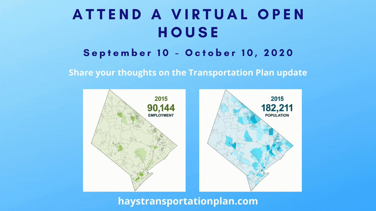 Make sure your voice is heard in the Hays County Transportation Plan update.
