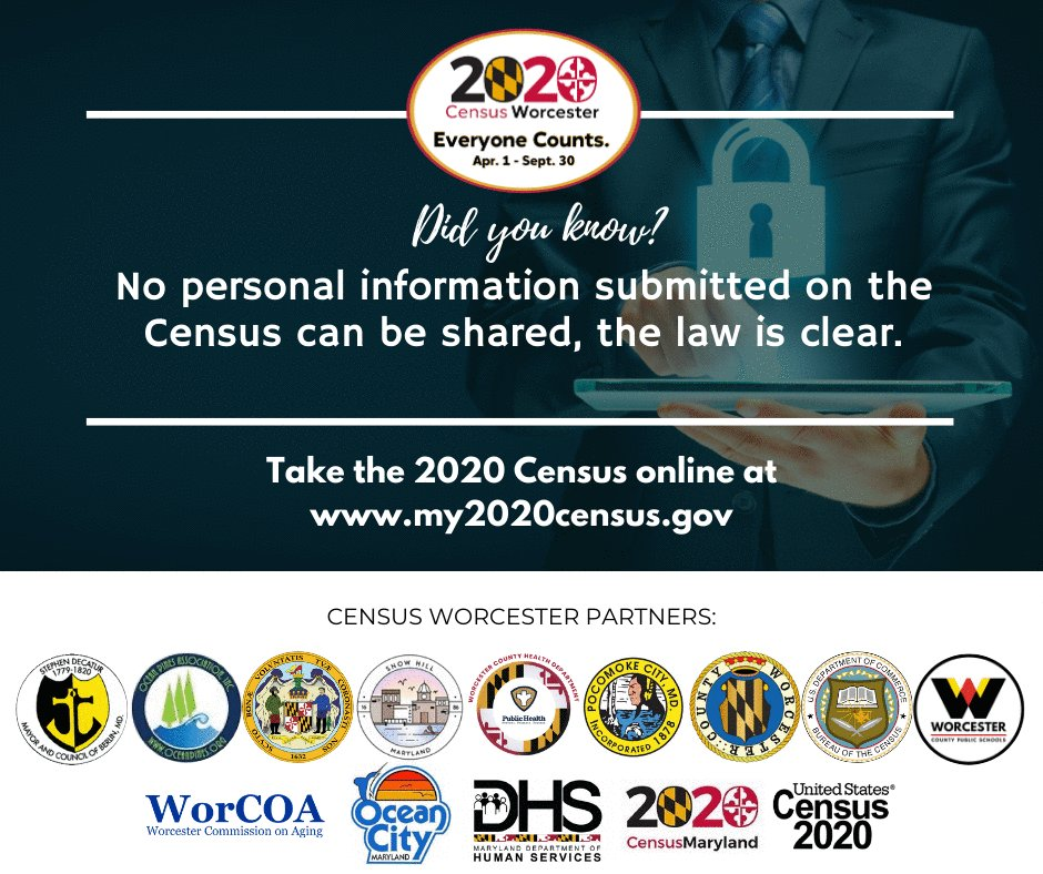 The 2020 Census count impacts the federal funds that communities receive each year for programs and services that are critical for schools, students, and younger children. Your response matters!   #WeAreWorcester #2020Census