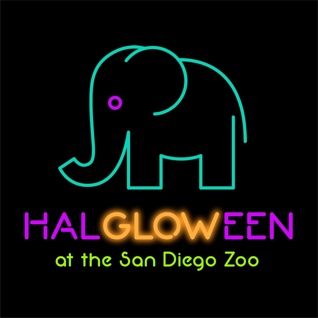 Join us for three weekends in October filled with glowing fun, giggles, and grins—October 9–11, 16–18, and 23–25. #HalGLOWeen 🎃